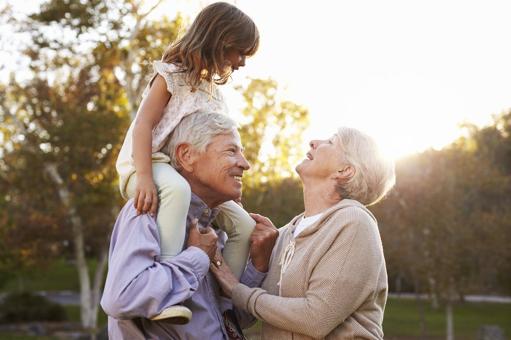 L'accès des grands-parents aux petits-enfants