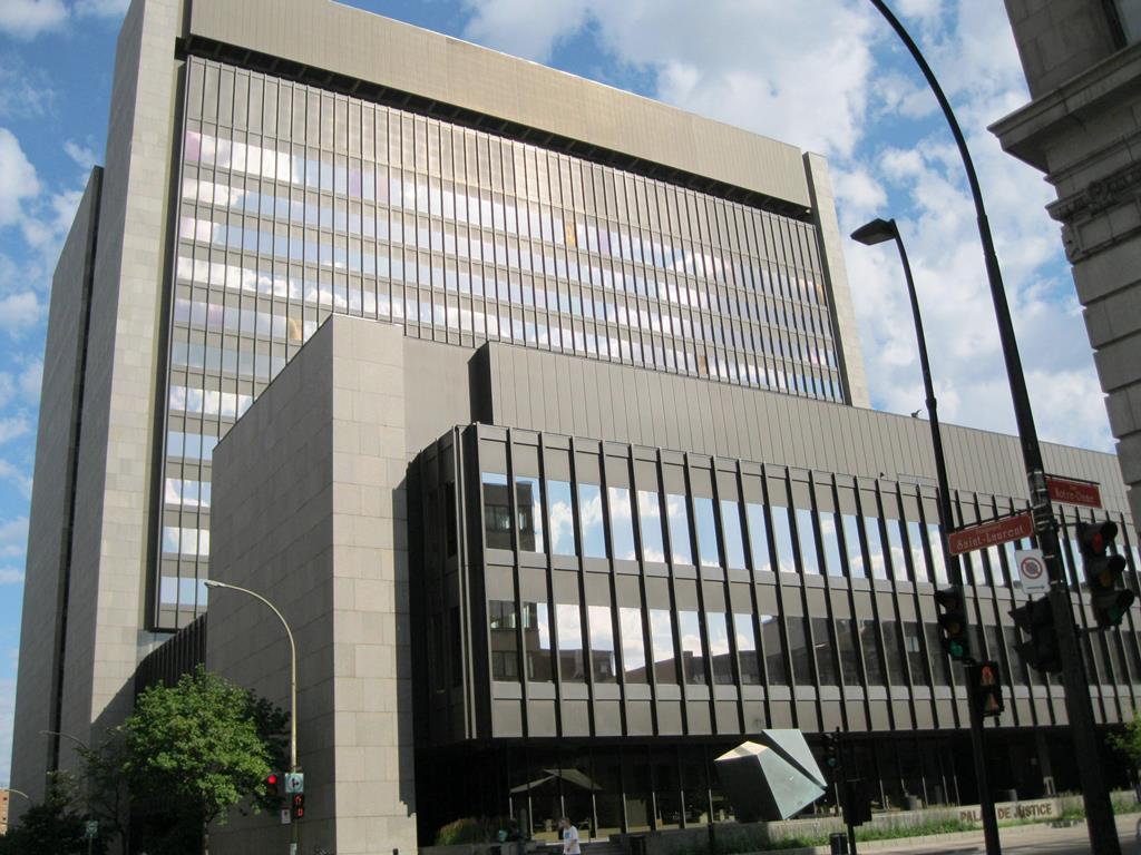 Histoire du Palais de justice actuel de Montréal